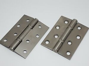 2PC Fire Door Rated Medric Stainless Steel 316 Butt Hinges