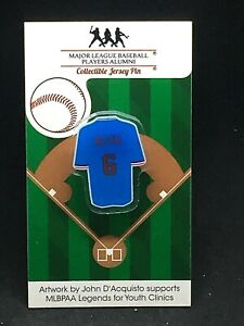 Minnesota Twins Tony Oliva jersey lapel pin-Classic HARDBALL Collectable