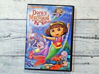 Dora the Explorer Doras Rescue in Mermaid Kingdom RARE KIDS DVD