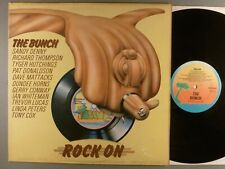 Bunch, The  Rock On    Folk Rock; Rock 'n Roll  UK Later Issue No Flexi Single