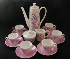 Pink Mid-Century Modern Pottery & Porcelain