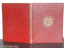 WILLIAM SHAKESPEARE Play KING RICHARD II 1904 LEATHER Alice Spencer Hoffman ills