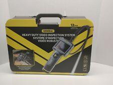General The Seeker 312 Heavy Duty Video Inspection System Dcs312 New