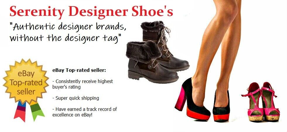Serenity Designer Shoes | eBay Stores
