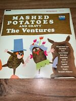 """THE VENTURES Mashed Potatoes and Gravy 12"""" 33rpm DOLTON Vinyl"""