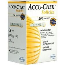 ACCU CHEK Softclix Lanzetten 200 St