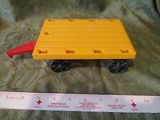 Fisher Price Husky Helpers Farmer Tractor Farm barn set lot wagon part toy ride