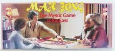 VINTAGE 1980'S MAH JONG - THE MYSTIC GAME OF THE EAST - MICHAEL STANFIELD