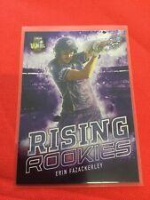 2018-19 Tap N Play BBL Rising Rookies RR11 ERIN FAZACKERLEY Hobart Hurricanes
