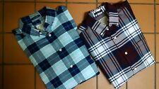 Men'S Size M Shirt (Lot Of 2) St. John'S Bay Button Front Multi-Color Checks