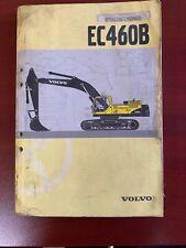 Volvo EC460 Operator's Manual Ec460B