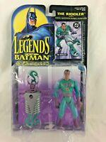Vintage - Legends of Batman - The Riddler - Action Figure - DC - 1995