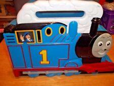 Thomas The Tank Engine Train - Take Along Storage Carrying Case -