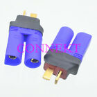 1pce EC5 Male to T-Plug Deans Male No wire Adapter connector FOR RC Battery
