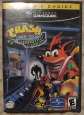 Nintendo Gamecube Crash Bandicoot the Wrath of Cortex (Manual, box and game)