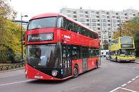 New bus for London - Borismaster LT804 6x4 Quality Bus Photo