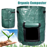 Home Garden Compost Bin Clean for Waste Composter Grow Bag Eco Friendly Tool