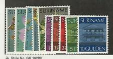 Suriname, Postage Stamp, #427//440 Mint NH, 1975-76, JFZ