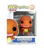 New 2019 Funko Pop Pokemon Charmander 455 Vinyl Figure