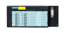 Siemens simatic s7 6es7132-1bh00-0xb0 e3