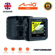 "MIO - C333P  2"" SCREEN GPS PARKING MODE SAFETY CAMERAS 1080P FULL HD DASHCAM"