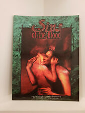Sins of the Blood, Vampire: The Masquerade, RPG White Wolf, Softcover