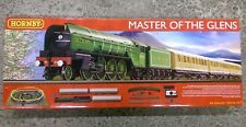 HORNBY R1183 Master of the Glens Electric train Set DCC Ready