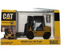 CAT Dicast Model 1:25 Norscot GP25K Lift Truck #55071