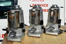 Mazzer Lux Manual. Grinders in used condition & in full working order.