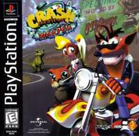 Crash Bandicoot 3 Warped - PS1 PS2 Playstation Game Complete