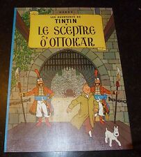 Hergé - Tintin 8 - Le Sceptre d'Ottokar - Casterman / Total