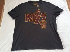 Kiss 1979 World Tour Lucky Brand Men's T-shirt, size XXL