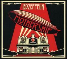 CD de musique en coffret led zeppelin avec compilation