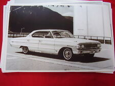 1964 FORD GALAXIE 500 XL 4DR HARDTOP  11 X 17  PHOTO  PICTURE