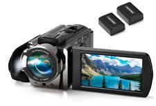 Digital Camera Recorder Full HD 1080P 15FPS 24MP 3.0 Inch 270 Degree Rotation LC