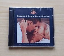 EXODUS & CAST A GIANT SHADOW - CD SIGILLATO (SEALED)