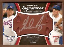 Nolan Ryan 2008 Sweet Spot Glove Auto #2/15 Rangers 08