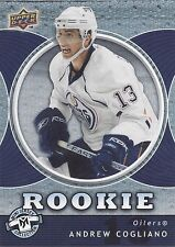 2007/08 UPPER DECK UD MINI-JERSEY ROOKIE RC FINISH YOUR SET LOW SHIPPING RATE