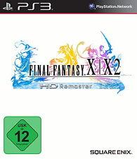 Final Fantasy X/X-2 HD Remaster - PS3 - Playstation 3 - wie NEU