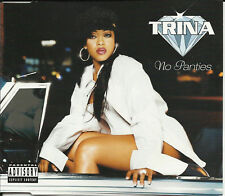 TRINA No Panties INSTRUMENTAL&UNRELEASE CD Single Tweet