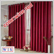 Blind Curtain,Curtain Material,210g/m2,2.8m(W),Wine Red Color,Selling per mt