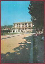 SAVONA PIETRA LIGURE 30 OSPEDALE Cartolina viaggiata 1963