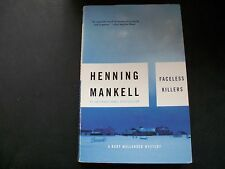 Faceless Killers (Henning Mankell) (Paperback) USED