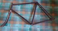 Bicicletta vintage velo ancien cycling bicycle fahrrad FRAME italy 1900 corsa