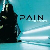 PAIN - REBIRTH  CD  11 TRACKS ALTERNATIVE ROCK / INDUSTRIAL METAL  NEU