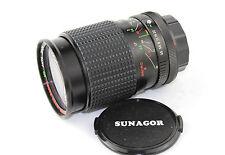 Canon FD Fit SUNAGOR MC 1:3. 5-5.5 F = 28-100mm Lente Zoom automático para la gama a & T.