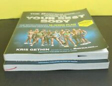 THE BODYBUILDING GUIDE TO YOUR BEST BODY by Kris Gethin (Paperback)  ^ NEW ^