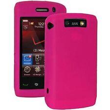 Genuine Blackberry Storm (9520, 9550) Silicon Skin – Pink