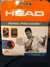 New HEAD Sonic Pro Edge 16g Tennis String 1 Set
