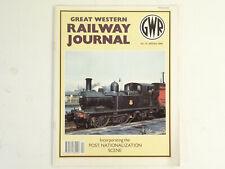 GREAT WESTERN RAILWAY JOURNAL NO 10 SPRING 1994 (LOOK)